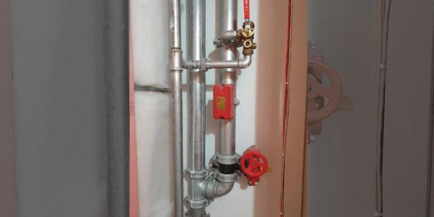 Testing of Isolating Valves and Flow Switches